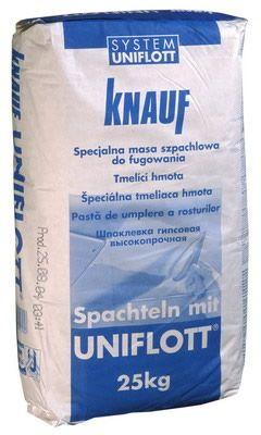 Knauf Унифлот -  Шпаклевка финишная