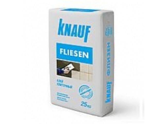 Кнауф Флизен (Флизенклебер) Клей для облицовочной плитки