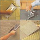 Клей для керамогранита и природного камня