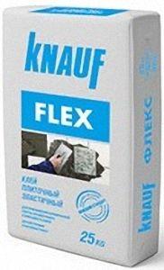 KNAUF Флекс (Флексклебер)- плиточный клей (25 кг)