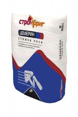 Стройбриг Цемерин - стяжка пола (15 - 100мм)(25кг)
