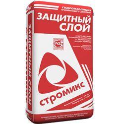 СТАРАТЕЛИ СТРОМИКС - защитный слой (25 кг.)