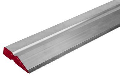 правило алюминиевое  трапеция 1м.